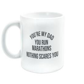 Running Coffee Mug - You're My Dad You Run Marathons