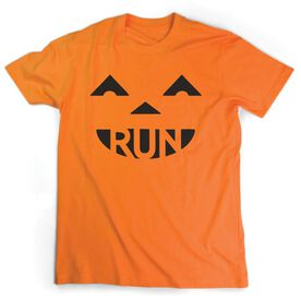 Running Short Sleeve T-Shirt - Pumpkin Run