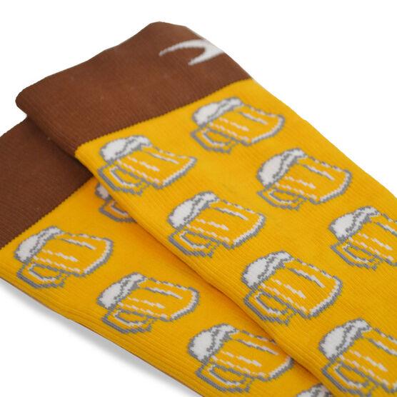 Cheers to Beer Compression Knee Socks