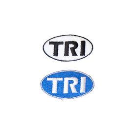 Triathlon Iron-on Patch - Set of 2