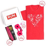 February Limited Edition RUNBOX® Gift Set - Love to Run