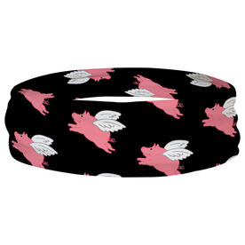 Running Multifunctional Headwear - Flying Pigs Pattern RokBAND