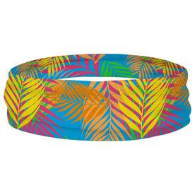 Multifunctional Headwear - Tropical Palm Pattern RokBAND