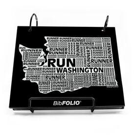 Washington State Runner BibFOLIO