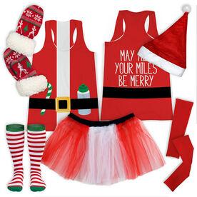 c9dd6014370be Santa Runner Running Outfit