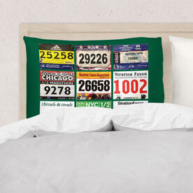 Running Pillowcase - Custom Race Bib