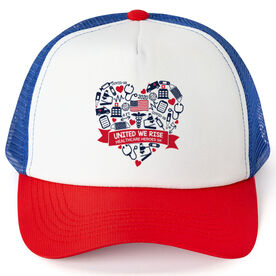 Running Trucker Hat - Healthcare Heroes 5K ($5 Donated to Americares)