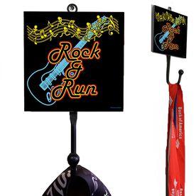 Rock & Run Medal Hook