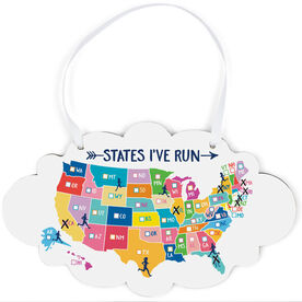 Running Cloud Sign - States I've Run