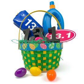 Easter gifts gone for a run 131 running easter basket 2018 edition negle Image collections