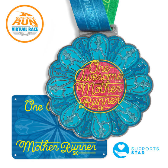 Virtual Race - One Awesome Mother Runner 5K
