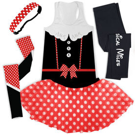 Magical Mouse Running Outfit