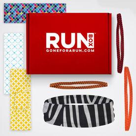 RUNBOX™ Gift Set - Crazy For Headbands