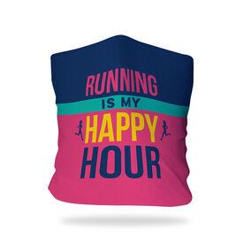 Running Multifunctional Headwear - Running Is My Happy Hour RokBAND