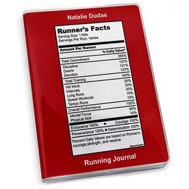 GoneForaRun Running Journal - Runner's Facts