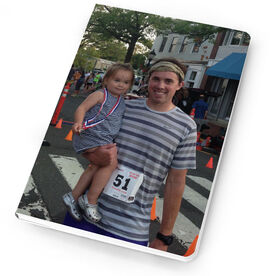 Running Notebook - Custom Running Photo
