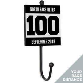 Running Medal Hook - Your Race Distance