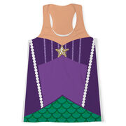 Women's Performance Tank Top - Mermaid With Scales