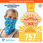 Virtual Race – Running Is My Sunshine Custom Distance (2020)