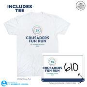 Virtual Race - Crusaders Fun Run 5K (2020)