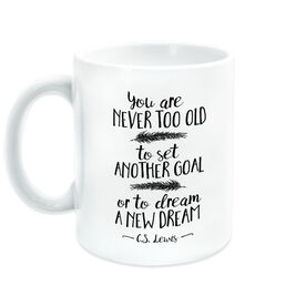 Running Coffee Mug - You Are Never Too Old