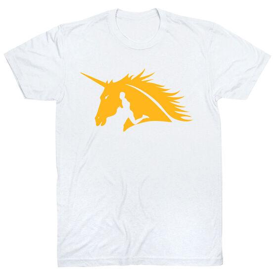 Running Short Sleeve T-Shirt - Boston Spirit - Runner Guy