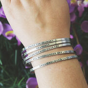InspireME Cuff Bracelet - Fearless