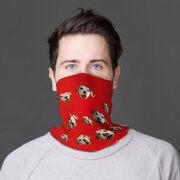Multifunctional Headwear - Custom Dog Face RokBAND