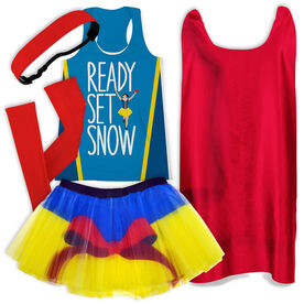Ready Set Snow Running Outfit