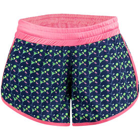 Women's Running Shorts - Miles Then Margaritas