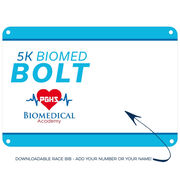Virtual Race - 5K Biomed Bolt (2021)