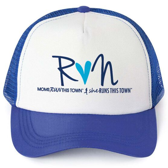 Running Trucker Hat - Run Heart MRTT SRTT