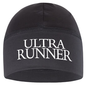 Run Technology Beanie Performance Hat - Ultra Runner