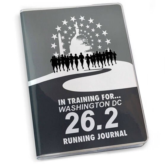 GoneForaRun Running Journal - Training For Washington DC