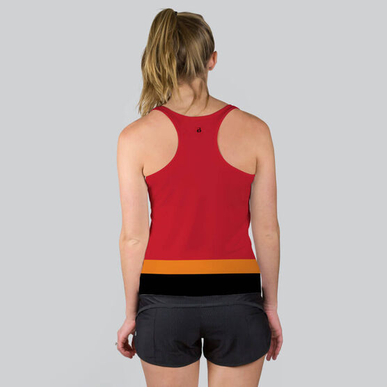 Women's Performance Tank Top - Incredible Runner