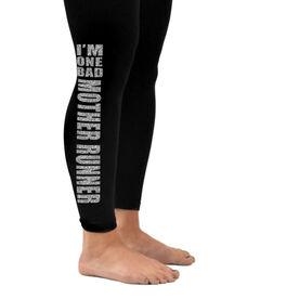 Runner's Leggings One Bad Mother Runner