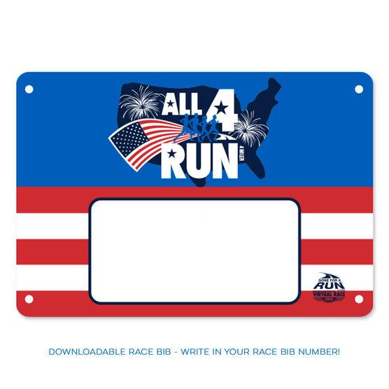 Virtual Race - All 4 Run 4-Miler