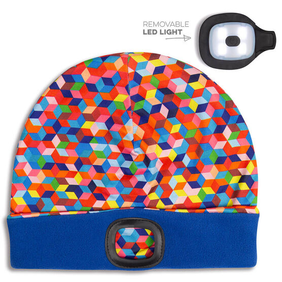 LED Performance Beanie - Sunrise