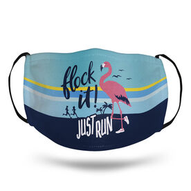 Running Face Mask - Flock It Just Run