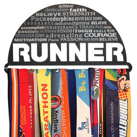 Race Medal Hanger Inspiration MedalART