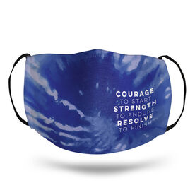 Running Face Mask - Courage To Start