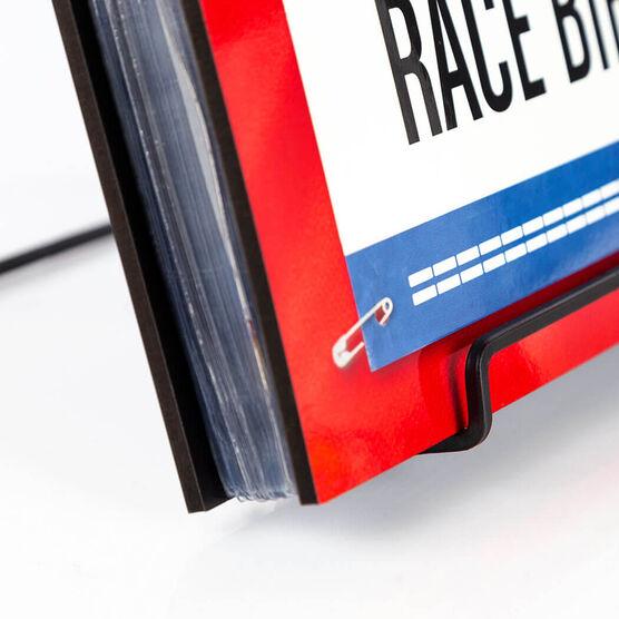 BibFOLIO® Race Bib Album Display Stand