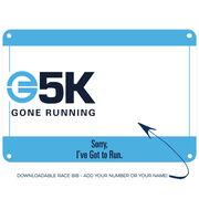 "Virtual Race - The EG ""Gone Running"" Virtual 5K (2020)"