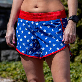 Women's Running Shorts - Run Free