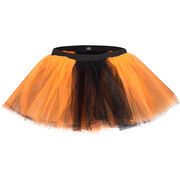 Runners Tutu - Orange and Black
