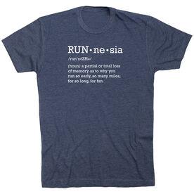 Running Short Sleeve T-Shirt - RUNnesia