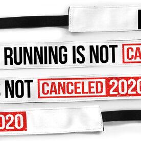 Running Juliband No-Slip Headband - Running is Not Canceled 2020