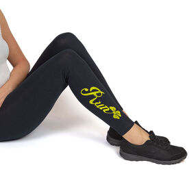 Running Leggings Run Clover