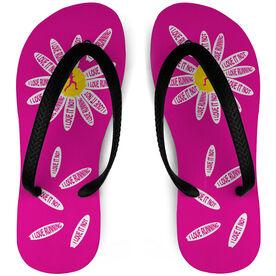 Running Flip Flops I Love it, I Love it Not