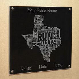 Texas State Runner Wall Art